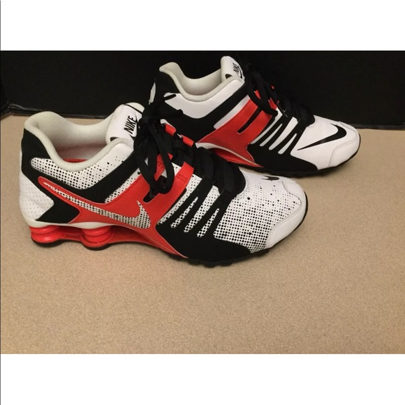 best sneakers 1e89e b44e7 Womens Nike Shox Current PRM Running Shoes SZ 8.5.  M 5b1fe93baaa5b8ab8e061d7e